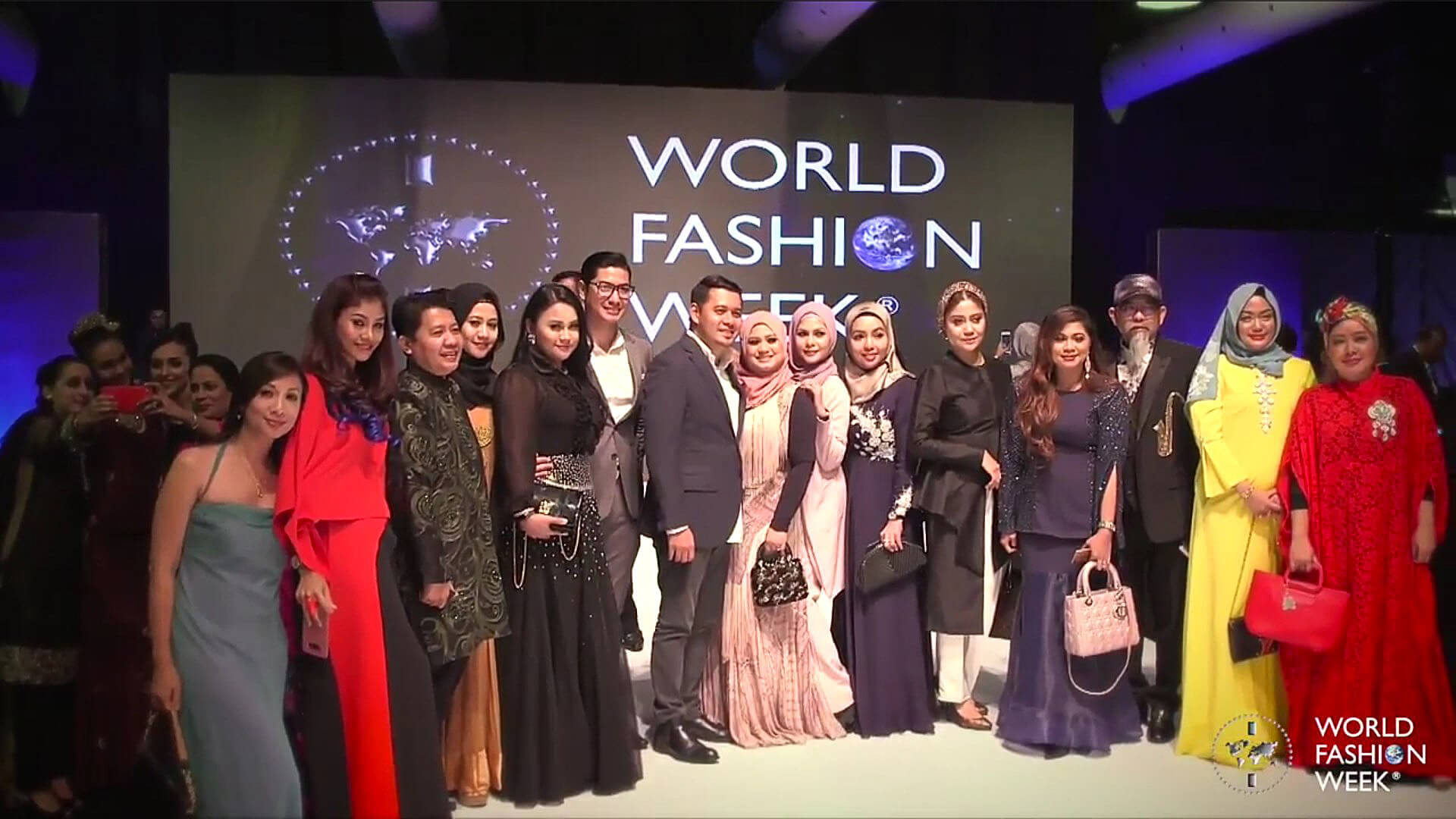World Fashion Week<sup>®</sup> Malaysia 2017 celebrated cultural diversity &amp; the beauty, power &amp; artistic global movement of fashion